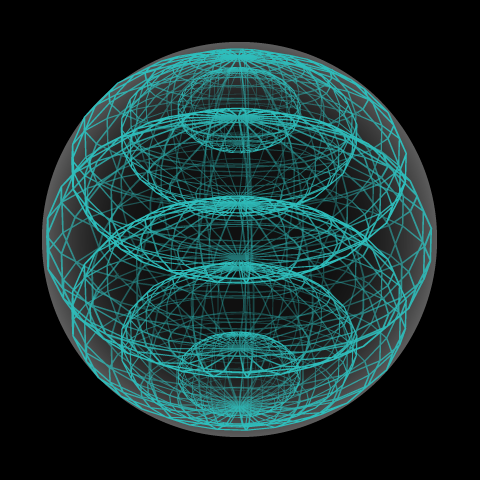 Sphere2 in a 4-D space